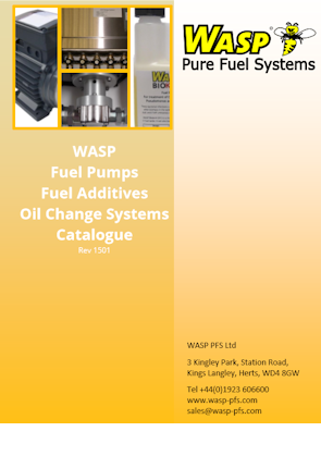 fuel additives oil change wasp pfs