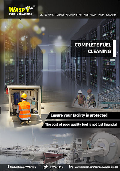 wasp complete fuel cleaning brochure