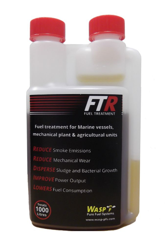 fuel treatment wasp ftr