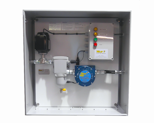 wb 10 220 enclosed fuel cleaning system