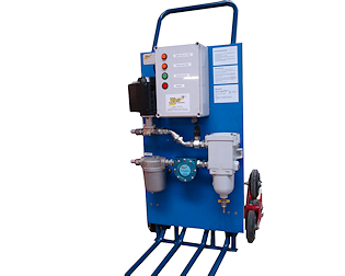 wb 10 220 portable fuel cleaning unit